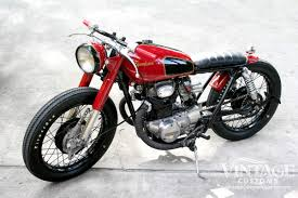 vintage honda honda cb350 u0027the speedster u0027 by vintage customs