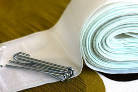 Curtain Pleating Tape How To Make Pleated Drapes Pretty Prudent
