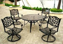 Chairs For Patio Wrought Iron Rocking Chairs Dogwood Wrought Iron Patio Coil Spring