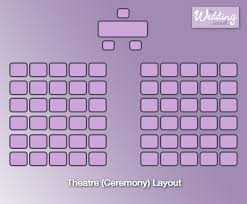 wedding ceremony layout wedding table plan how to manage your wedding seating layout