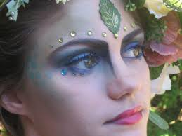 Halloween Costumes Makeup by Mother Nature Inspired Tutorial Halloween Let U0027s Play Dressup