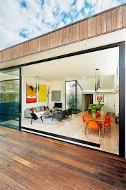 The New Small House Sensible Alterations Enliven Small Semi Detached Melbourne House