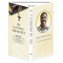 create funeral programs this versatile funeral card template makes a great memorial