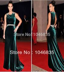 gown red picture more detailed picture about 2015 dark green