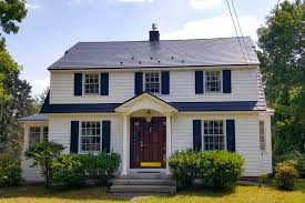 gambrel homes interlock slate roof system canadian metal roofing