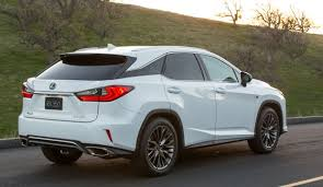 lexus 3 row suv 2018 lexus rx will get a third row review competition and pricing