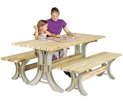 furniture 5 foot picnic table lowes picnic tables picnic