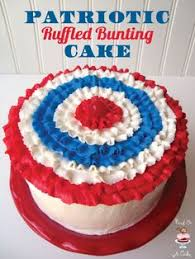 red white u0026 blue sprinkle cake bloggers u0027 best entertaining and