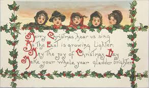 vintage christmas vintage christmas card merry christmas vintage folly