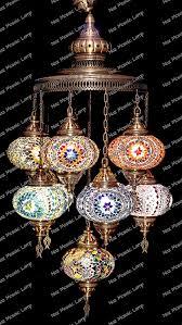Mosaic Chandelier Turkish Mosaic Chandelier Filigree Copper Mosaic Mosaic Lamp Turkish