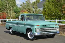 this 1965 chevrolet c20 is a