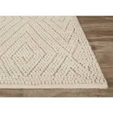 ivory rugs rugs curtains marvelous wool ivory rug for awesome bedroom