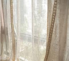 aliexpress com buy sale natural nostalgia curtains for