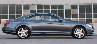 mercedes cl550 coupe 2011 mercedes cl550 4matic autoblog