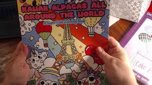 kawaii alpacas all around the world review youtube