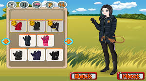 horse dress up 2 u2013 horse game android apps on google play