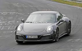 new porsche 2019 2019 porsche 911 comes out to work on its brand new platform