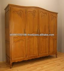 French Provincial Armoire French Provincial Antique Style Armoire Wardrobe Four Doors Buy