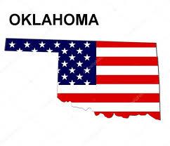 Usa State Map by Usa State Map Oklahoma U2014 Stock Photo Pdesign 1768800