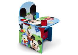 desk chair with storage bin mickey mouse chair desk with storage bin delta children