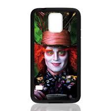 Cell Phone Halloween Costume Cool Alice Wonderland Mad Hatterjohnny Depp Samsung Galaxy