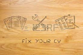 How To Shortlist Resumes Concept Of Fixing Your Cv Resume And Shortlist Next To Wrench