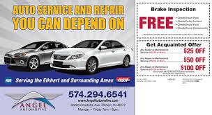 best automotive repair postcard samples mudlick mail
