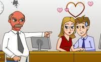 jeux de bisou au bureau jeux de bisous jeux fr