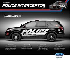 Ford Explorer Length - 2016 ford police interceptor utility specs and features matt