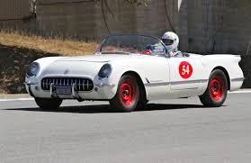 oldest corvette monterey motorsports reunion laguna seca car chronicles
