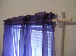 interior interior home decor ideas with tension curtain rods