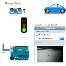 android garage door opener open garage door with phone to smartphone via android mobile