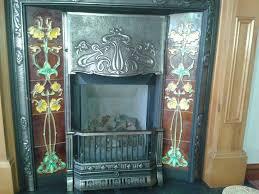 39s art deco tiled fireplace surround posot class