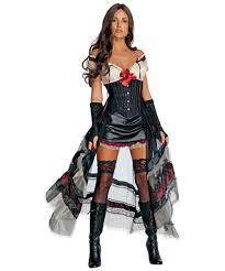 saloon womens halloween costume jonah hex lilah black movie halloween costume movie costumes