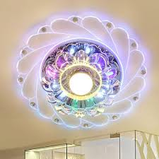 popular living room lighting buy cheap living room lighting lots crystal led colorful lighting living room ceiling fixture chandelier decor light china mainland