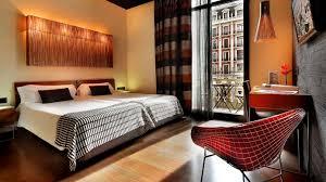 hotel barcelone dans la chambre wilson boutique hotel à barcelone hôtel 4 hrs étoiles