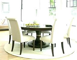 round dining room tables for 6 round dining table for 6 with leaf peachmo co