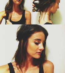 shoulderlength hairstyles could they be put in a ponytail faux bob from long to short in minutes