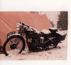 velocette owners club dorking centre st george rally 1964 1994
