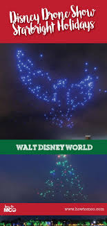 disney drone light show disney and intel light up the skies at disney springs with hundreds