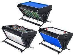 3 in 1 air hockey table 3 in 1 game table foosball pool and air hockey in 1 game table in