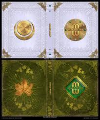 Spell Resume Mage Wars Spell Book Sleeves Set 3 By Deligaris On Deviantart