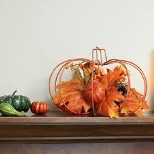 pumpkin decoration stacked pumpkin decoration wayfair