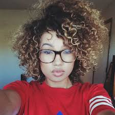 ambre suit curly hair 125 best curly with glasses images on pinterest curly hair