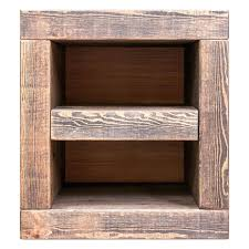 french style versaille rustic oak 2 drawer bedside rustic bedside
