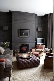 Black Painted Walls Bedroom Pin By Nik 555 On Beautiful Spaces Pinterest Living Rooms