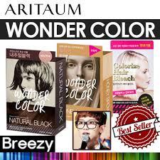 best otc hair bleach qoo10 breezy buy 1 get 1 free aritaum wonder color hair