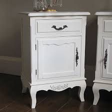 Shabby Chic Side Table Home Design Trendy Shabby Chic Bedside Table Juliette Antique