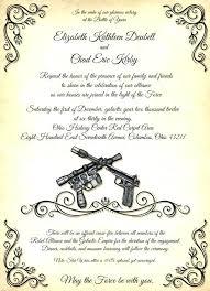 wedding invitation sle idea wars themed wedding invitations or wedding invitation 76