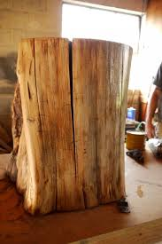 Tree Stump Nightstand Best 25 Tree Stump Side Table Ideas On Pinterest Tree Stump